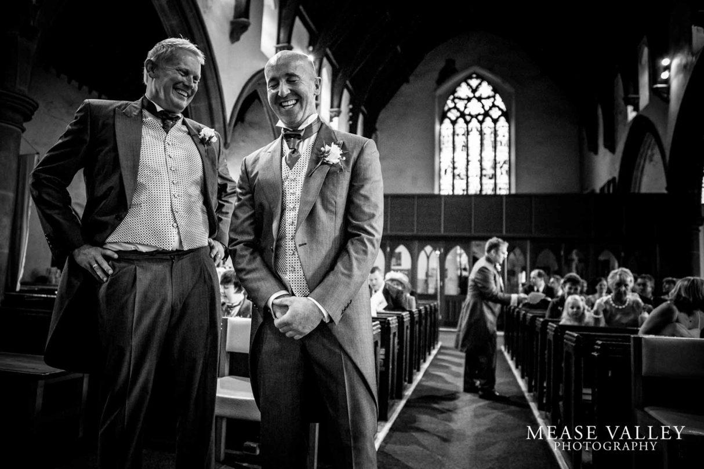 Nuthurst Grange Wedding