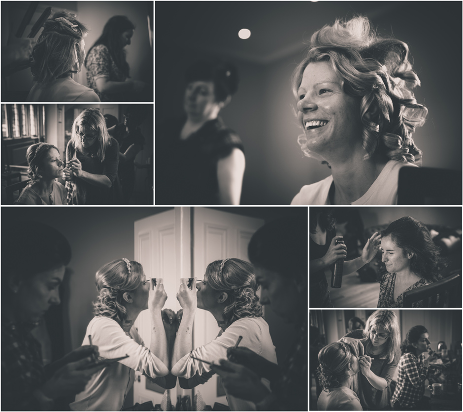 Pendrell Hall Wedding Photograph
