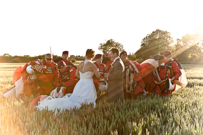 St Catherines Wedding