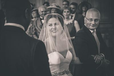 Ellesmere College Wedding