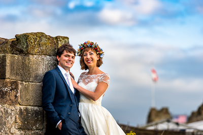 Tutbury Castle Wedding
