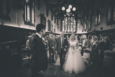 St Johns Lichfield Wedding