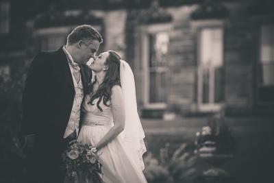 Sandon Hall Wedding
