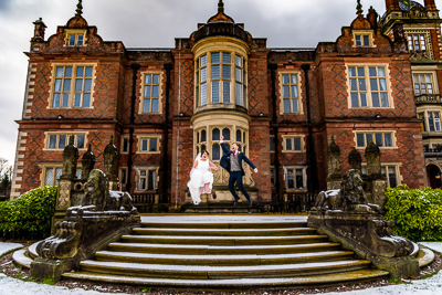 Crewe Hall Wedding